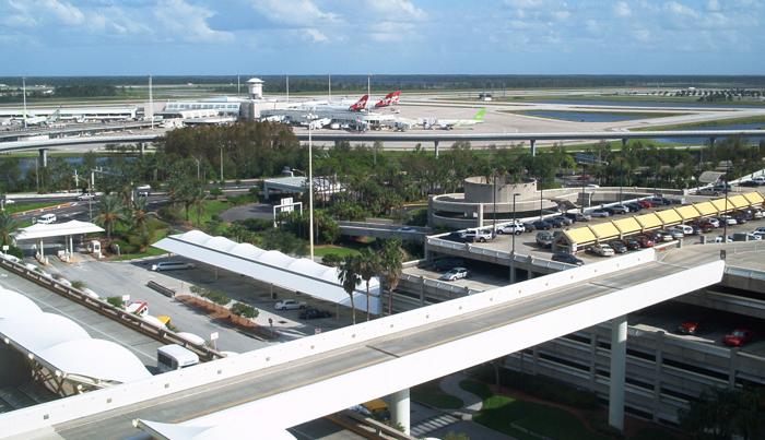奥兰多国际机场