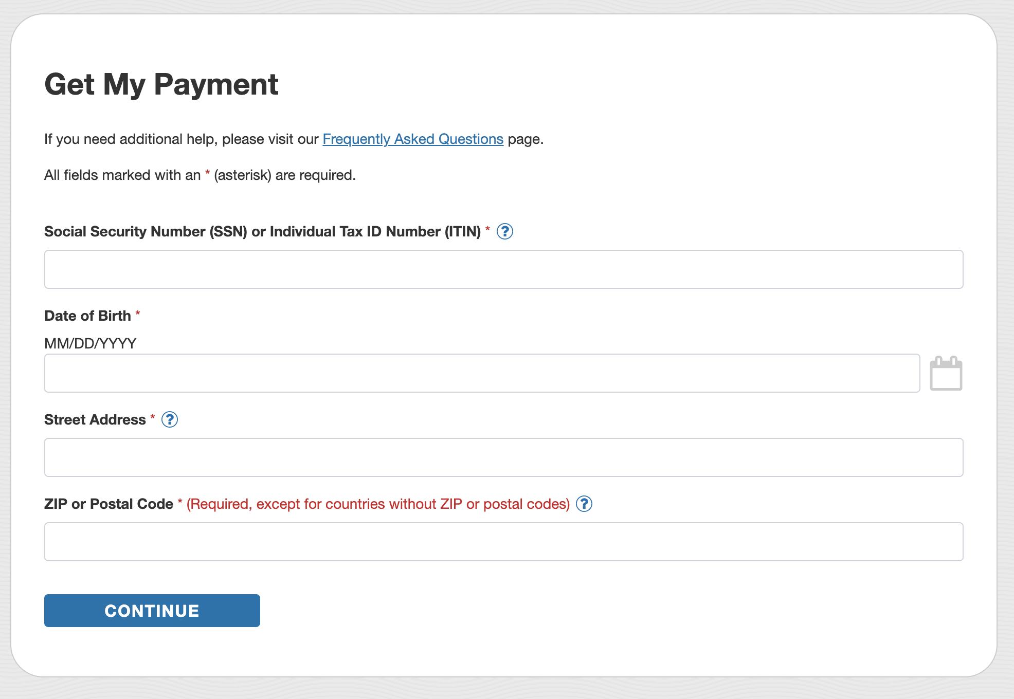 没领到钱的速查!这个网站可查询更改纾困款信息_图1-3
