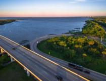 佛罗里达州的I-4公路