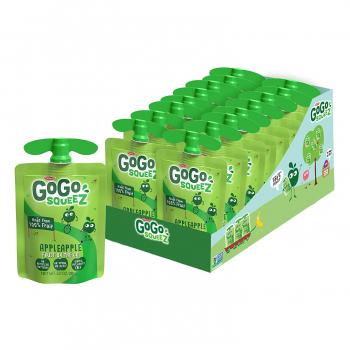 GoGo squeeZ  即食苹果果酱