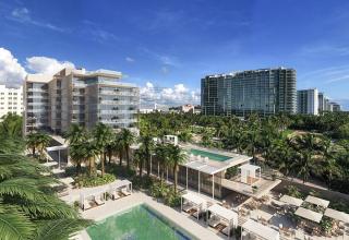 迈阿密海滩BVLGARI宝格丽酒店
