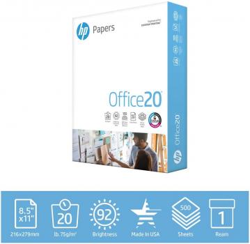 HP 惠普打印纸500张