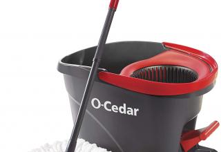 O-Cedar EasyWring旋转拖把清洁套组
