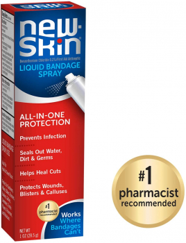 New-Skin液体喷雾创可贴