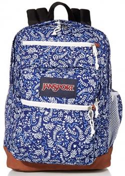 JanSport双肩背包 可放15英寸笔记本电脑