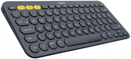 Logitech 罗技K380蓝牙多功能键盘