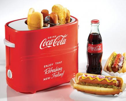 Nostalgia热狗面包烘烤机