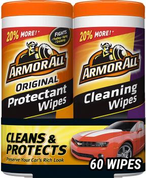 Armor All汽车内饰清洁湿巾