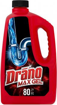 Drano Max下水道疏通剂