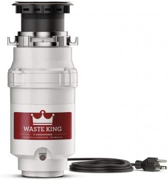 Waste King Legend Series L-1001 垃圾废物处理器