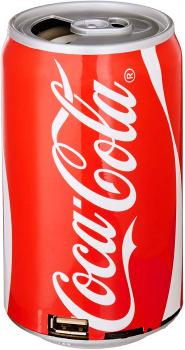 Coca-Cola可乐罐形状蓝牙小音箱
