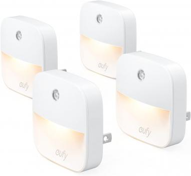 eufy Lumi 直插式LED小夜灯 4个