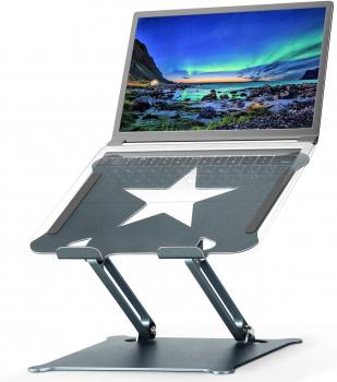 Luxby铝制可折叠笔记本电脑支架