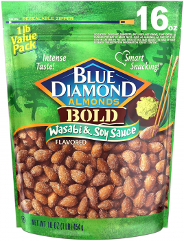 Blue Diamond Almonds 美国大杏仁