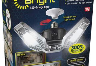 Ontel车库LED照明灯