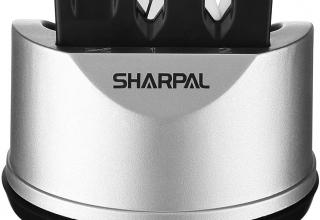 SHARPAL 3段电动磨刀器,原价$24.99,现售$12.74