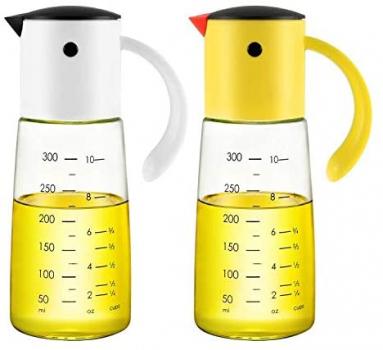 Vucchini防漏油瓶调料瓶2个