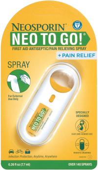 Neosporin 消炎抗菌止痛喷雾