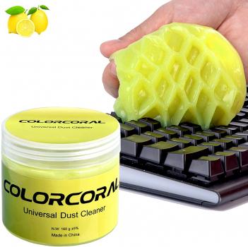 ColorCoral 键盘及汽车内饰清洁软胶