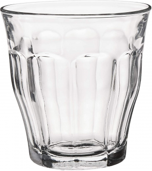 Duralex经典玻璃杯6个装 ,原价$29.99,现价$10.99