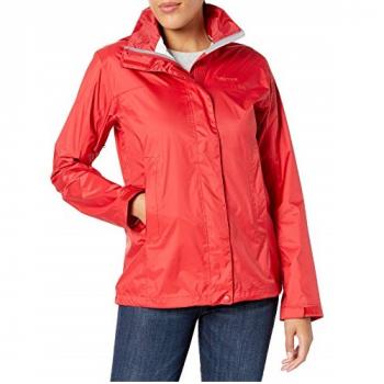 Marmot土拨鼠 PreCip Jacket 女士士防水冲锋衣