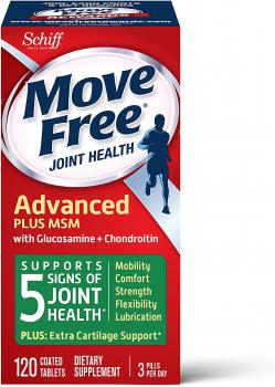 Move Free 绿瓶基础款维骨力120粒